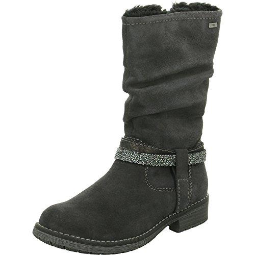 Lurchi Mädchen Lia-Tex Kurzschaft Stiefel winterweiß