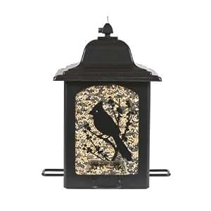 Alegre-PET 363 de pájaros y bayas farol tamaño Feeder: 8L x 8 W al aire libre ins., Home, Garden, alimentación, Mantenimiento
