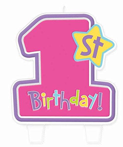1st Birthday Girl Hugs - 3