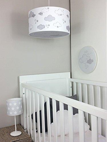 Lampara de techo infantil/Lampara colgante bebe/Lampara para ...