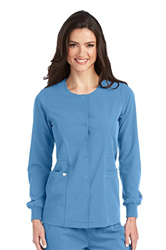 Grey's Anatomy Signature 2407 Warm-up Ciel Blue S by Barco