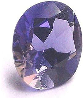 7a95318aeb3cb Tejvij And Sons 7.25 Ratti Pure Neeli Crystal Gli Certified Stone For  Unisex - Blue