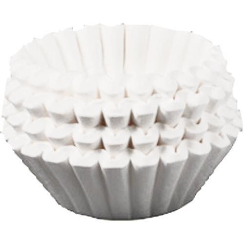 - Melitta 62914 4-6 Cup White Paper Basket Coffee Filters 200 Count