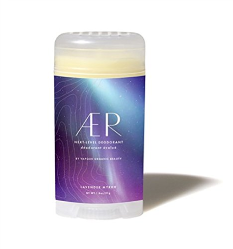 Vapour Organic Beauty Aer Next Level Deodorant  Lavender Myrrh