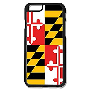 IPhone 6 Cases Flag USA Maryland State Design Hard Back Cover Proctector Desgined By RRG2G