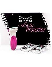 Wilkinson Sword Lady Protector Scheerapparaat voor dames met 10 reservemesjes