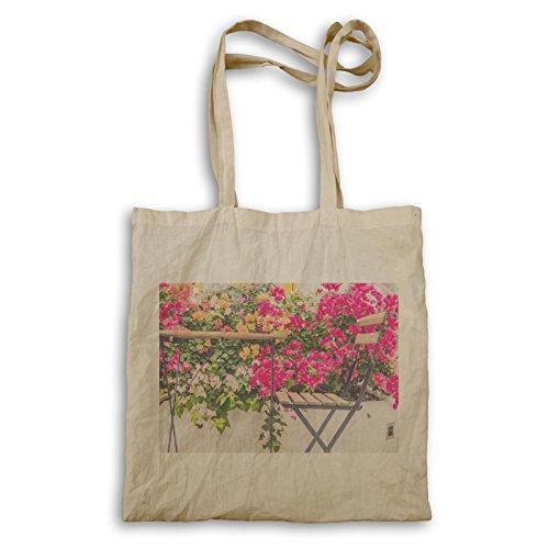 Reisen Die Welt Blumen Street Art Neu Tragetasche b459r