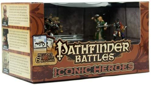 Pathfinder Battles: Iconic Heroes Set 4