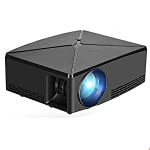 Mini proyector 4K 1280X720 Resolución WIFI Bluetooth Proyector LED ...