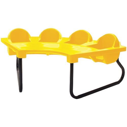 Junior Table, Yellow
