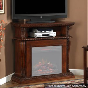 Classicflame 23de1447 C233 Corinth Wall Or Corner Tv Stand For Tvs