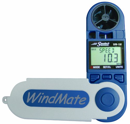 Weatherhawk Wm-100 Windmate Hand-held Wind Meter