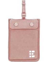 Hidden Bra Wallet - Travel Pouch & Secret Pocket for Passport, Money & Valuables - Undercover Bra Stash Fits All Bra Sizes