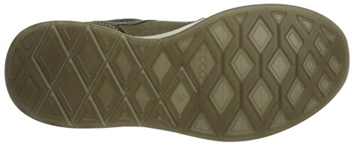 ECCO Men's Wayfly Multisport Outdoor Shoes, Black, 7 UK Green (Tarmac/Tarmac)