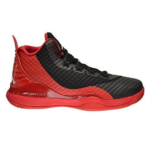 9377c149c35bf Jordan Super.Fly 3 PO Men s Shoes University Red White-Black 724934-601 (8  D(M) US) - Buy Online in Oman.