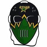 Bleacher Creatures NHL Dallas Stars Goalie Face Mask