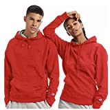 Champion Powerblend Blend Pullover Hoodie Team Red XX-Large
