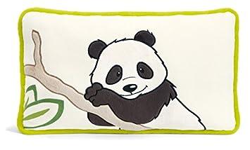 NICI - Cojín Rectangular Panda, 43 x 25cm 41093.0: Amazon.es ...