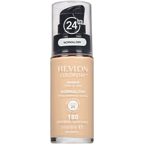 Revlon ColorStay Makeup For Normal/Dry Skin, Sand Beige