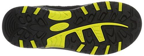 WP Chaussures CMP Mixte Randonnée Hautes Mid 12 Rigel Graffite Multicolore de U887 Adulte tqtEfwAC