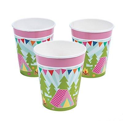 Camp Glam Cups