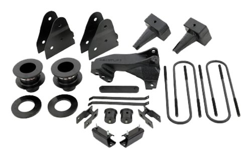 "ReadyLift 69-2531 3.5"" Front/1.0"" Rear Stage 4 SST Lift Kit for Ford F350 Super Duty 2011-Up"