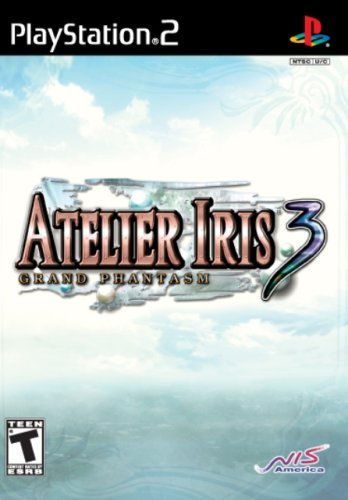 Atelier Iris 3 - PlayStation 2 by NIS America