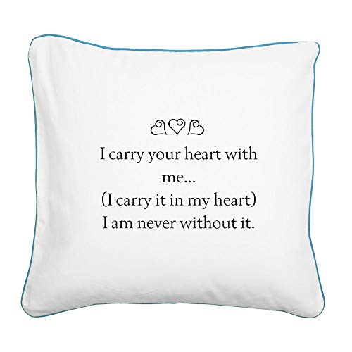 CafePress I Carry Your Heart with ME 20