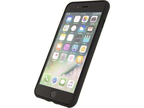 Etui de protection pour telephone Rubber Gelly Case Apple iPhone 7 Noir