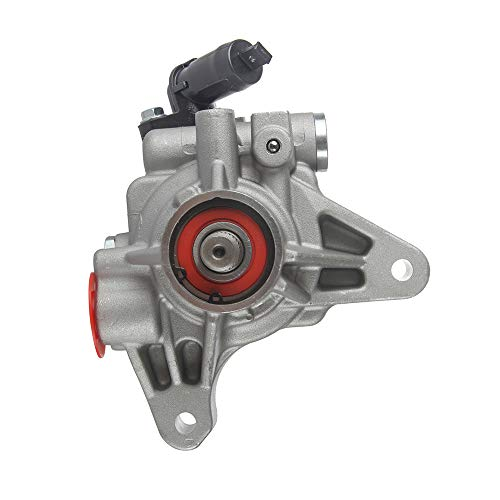 New Power Steering Pump Fits 02-06 HONDA RSX 2.0L,06-08 TSX 2.4L,06-07 HONDA ACCORD 2.4L 4 CYL,02-11 TRUCK CRV 2.4L,06-11 ELEMENT 2.4L,Replacement # 21-5419 56110RTA003