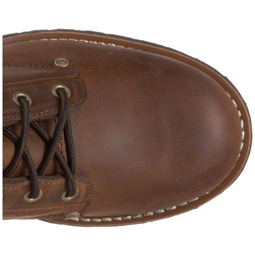 Skechers Usa cascadas Logger Boot Marrón - Dark Brown