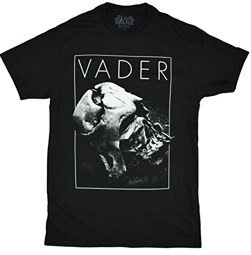 Star Wars Melted Helmet T shirt