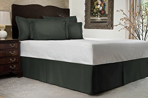 Classic Egyptian Cotton 1 Piece Bed Skirt, 400 Thread Cou...