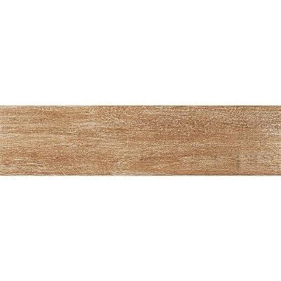 Samson 1021071 Barrique Matte Floor Tile 6X24-Inch Ocra, 14-Pack