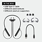 Sony WI-SP510 Extra BASS Wireless in-Ear Headset/Headphones with mic for Phone Call Sports IPX5 Bluetooth, Black…