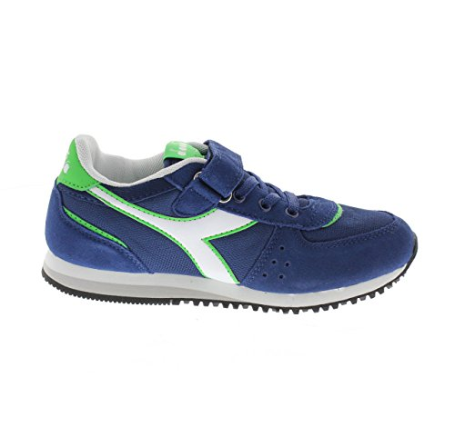 Diadora Boys' Malone NYL Ps Gymnastics Shoes Blue purchase cheap price free shipping finishline best seller online uxqw6
