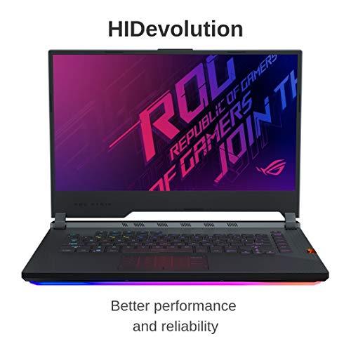 Compare HIDevolution ASUS ROG Strix Scar III G531GV (G531GV-DB76-HID1) vs other laptops