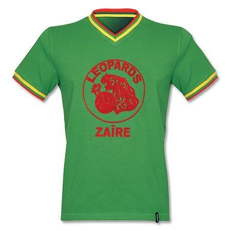 1974 Zaire Home Trikot - WM QualifikationsTrikot