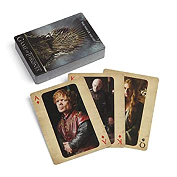 Image result for Game of Thrones poker deck playing cards related