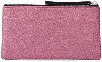 CHIARA FERRAGNI Luxury Fashion Femme CFPT001PINK Rose Polyamide Pochette   Printemps-été 20