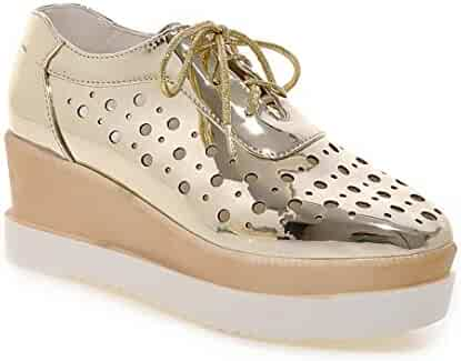 ca078e5d5877 Shopping Gold - Oxfords - Shoes - Women - Clothing, Shoes & Jewelry ...
