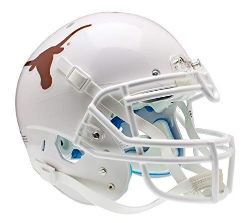 Texas Helmet Football (NCAA Texas Longhorns Authentic XP Football Helmet)
