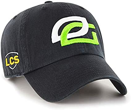 47 LCS Esports Clean Up Adjustable Hat with Side Embroidery