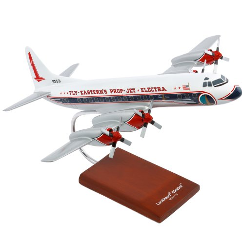Mastercraft Collection Lockheed L-188 Electra Eastern Model Scale:1/72