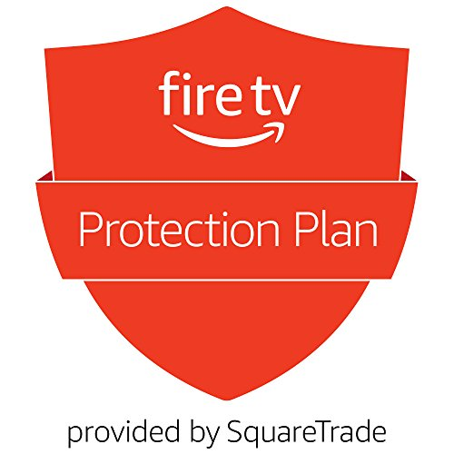 : 3-Year Protection Plan for Amazon Fire TV (2017 release, delivered via e-mail)