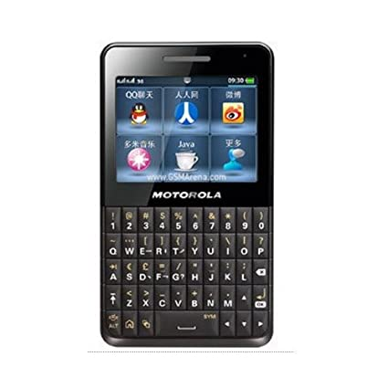 Motorola Ex226 Unlocked Gsm Phone With Dual Sim Touchscreen Full Qwerty Keyboard 315
