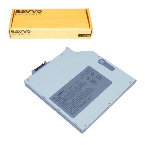 DELL Latitude D610 DELL mediabay/ d-bay Laptop Battery - ...