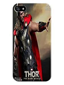 3 packs tpu rubber case combo campatible with phone iphone5/5s of Chris Hemsworth Thor in Fashion E-Mall