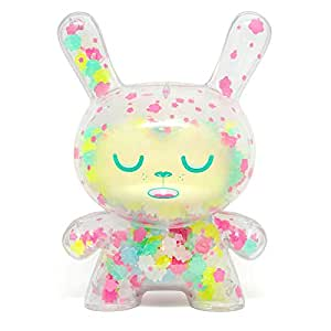 "Kidrobot Haru The Konpieto Fairy (GID Pastel) 8"" Dunny"
