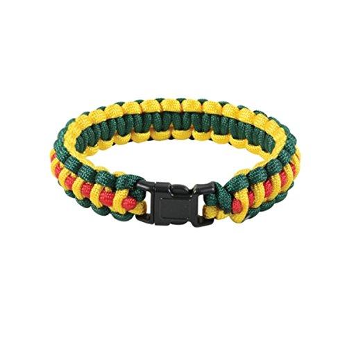Rothco Paracord Bracelet, Vietnam Pattern, 7''